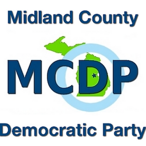 Midland County Democratic Party Monthly Meeting @ Midland County Administration Building | Midland | Michigan | United States