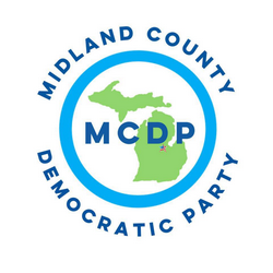 Midland County Democratic Party (MCDP) Monthly Meeting @ Virtual Zoom Meeting | Midland | Michigan | United States