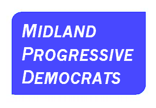 Midland Progressive Democrats Monthly Meeting @ Midland County Administration Bldg - Commissioners Rm 156 | Midland | Michigan | United States