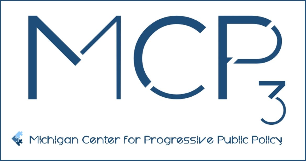 Michigan Center for Progressive Public Policy (MCP3) Monthly Meeting @ Grand Traverse Pie Company - Peninsula Room | Midland | Michigan | United States