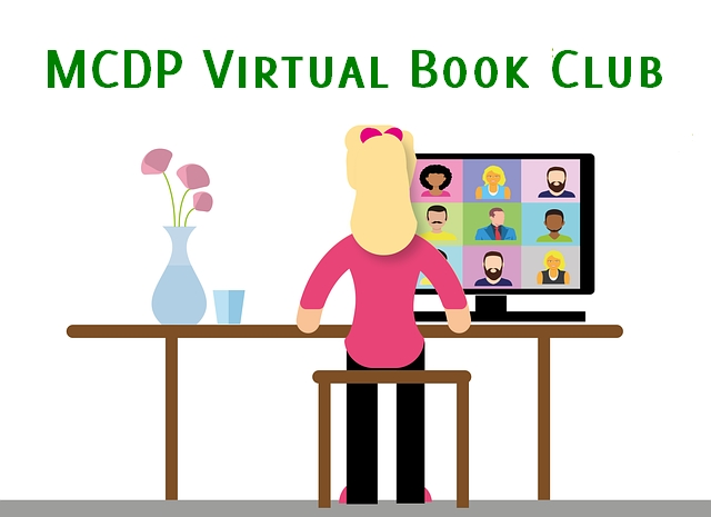 MCDP Virtual Book Club Meeting @ Virtual Zoom Meeting